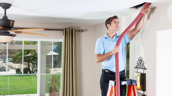 Indoor Air Quality Duct Cleaning