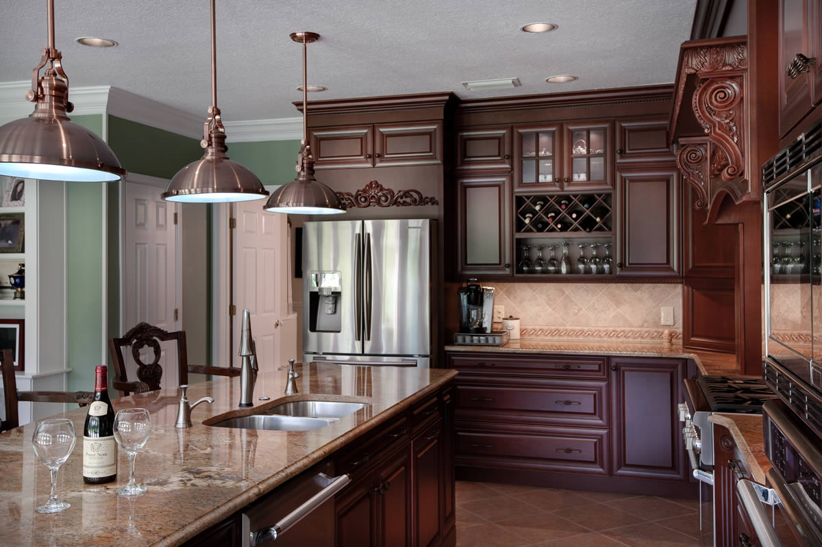 Ottawa granite countertops ottawa homes services group for Kitchen renovation